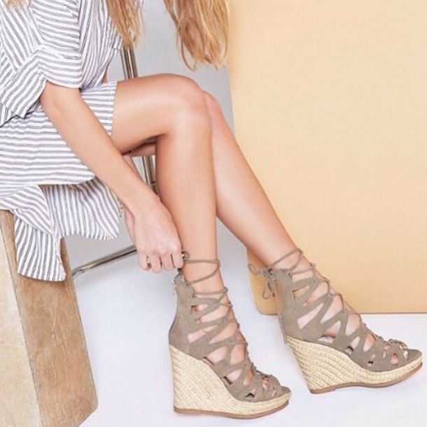 Stylish #wedges