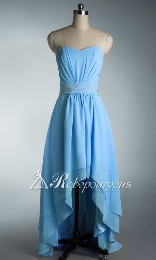 robe de cocktail bleue lagon avec le bas gonfle et le haut paillete rdc118 robe de soir e. Black Bedroom Furniture Sets. Home Design Ideas