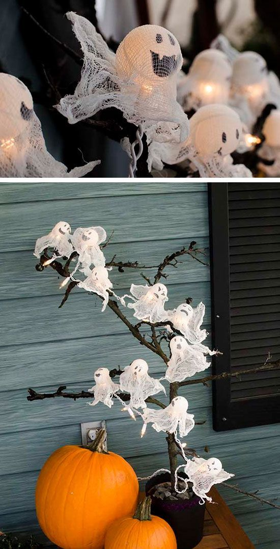 Diy Halloween Ideas Ensures A Devilish Air DIY Halloween - kids halloween party decoration ideas