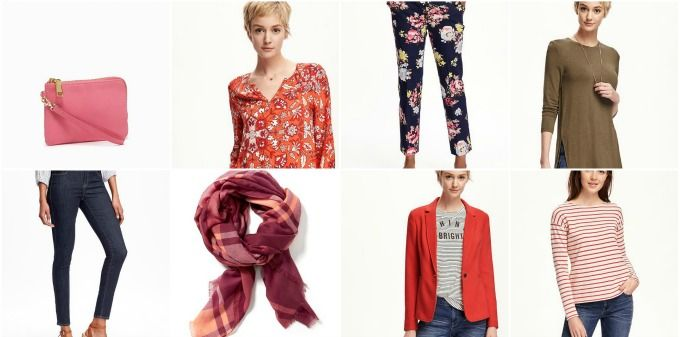 Fall is coming, and we want you to be ready. Check out our great Fall Fashion Finds for women from Old Navy. Update your wardrobe within your budget.