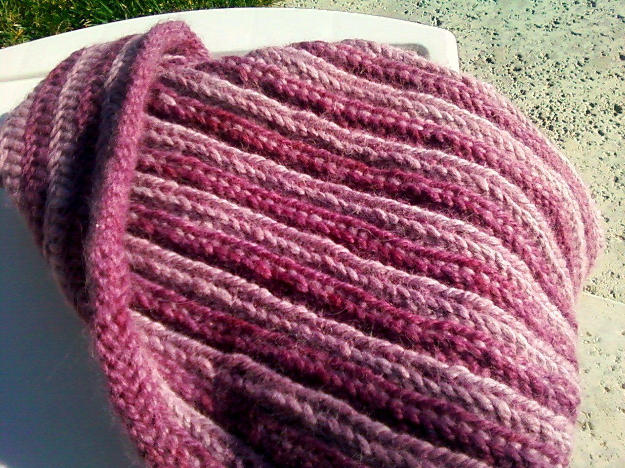 Anacapa Knits: Free Pattern: Fishtail Braid Cowl! | Knitting ...