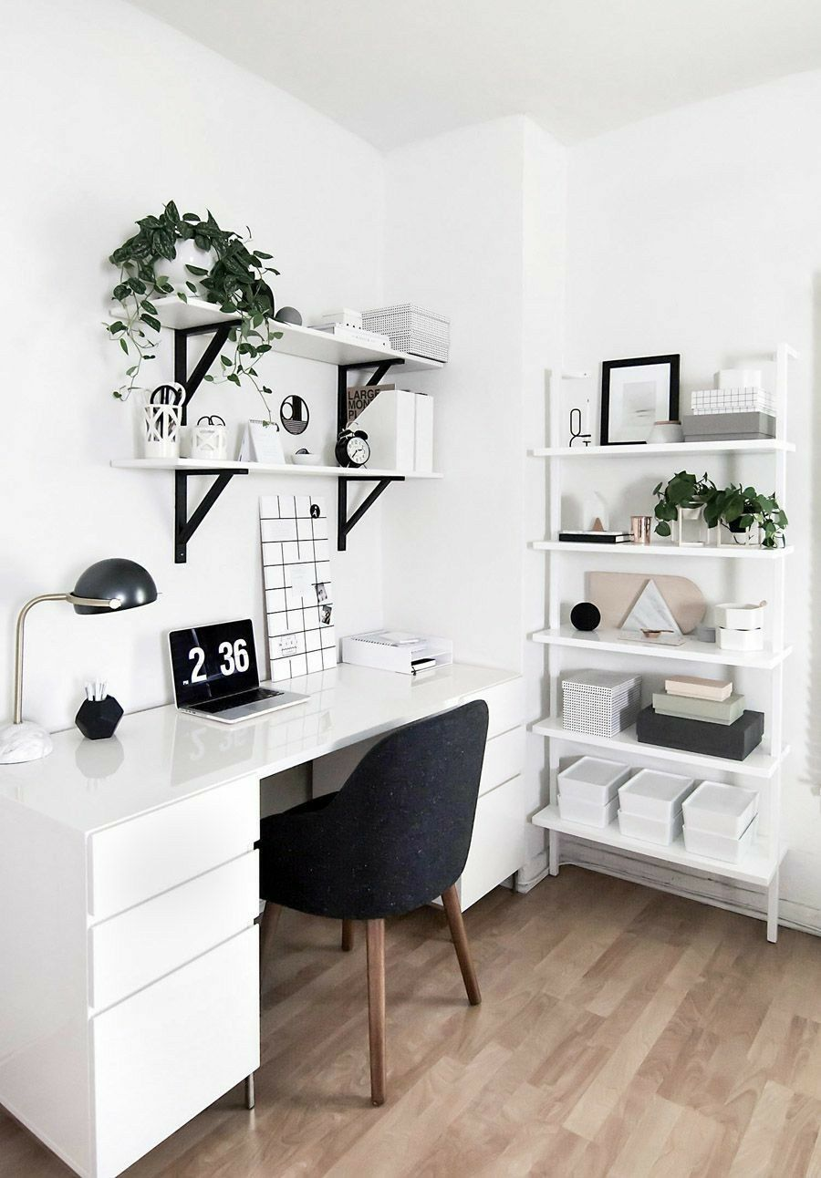Nice Office Space Office Space Functional Clean Room Decor