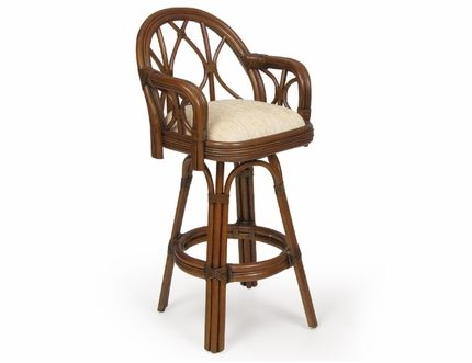 Miraculous Fiji Swivel Bar Stool Bohemian Chic Magic Swivel Bar Gmtry Best Dining Table And Chair Ideas Images Gmtryco