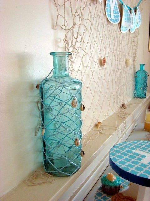 Neat Idea To Do With A Gl Bottle