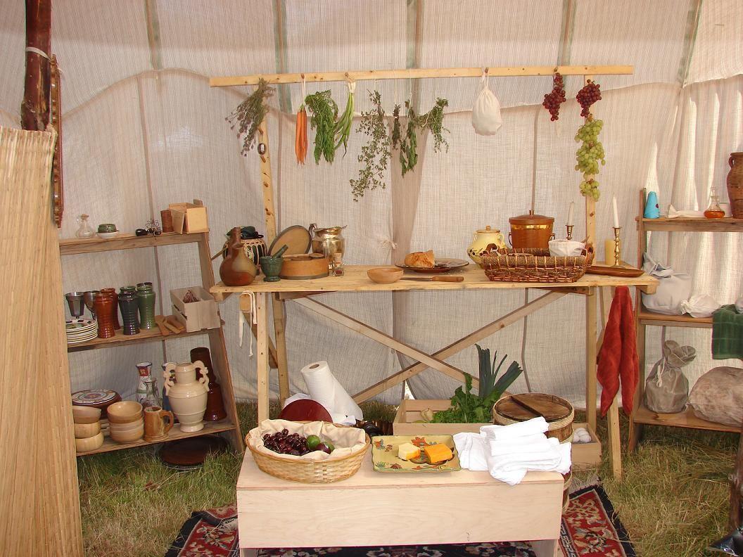 Camp kitchen to die for! | Random food ideas :) | Pinterest ...