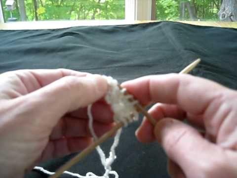 Garter Tab Cast On Tutorial For Knitting A Shawl Shawl Knitting Patterns Knitting Tutorial Knitting Help