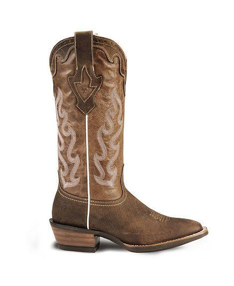298167cbbb7 Ariat Crossfire Caliente Cowgirl Boots - Wide Square Toe