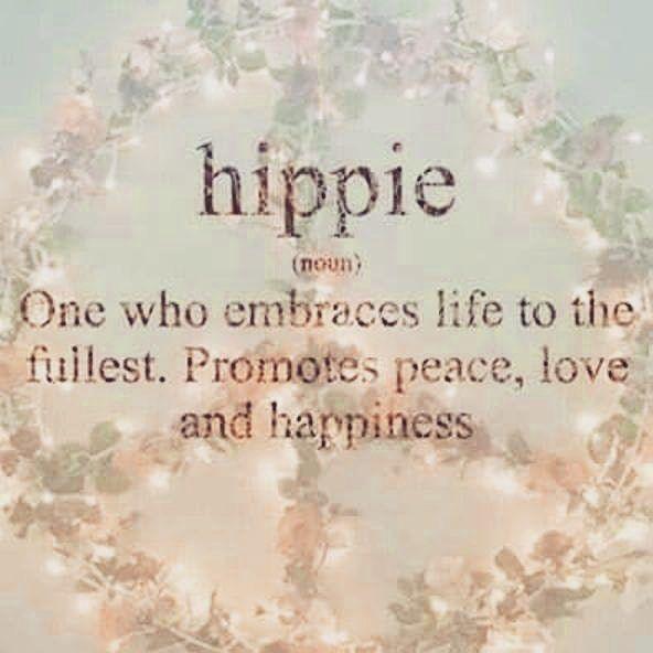 "Tina | Self-Love Princess👑 on Instagram: ""Stay hippie ✌🏽💜."