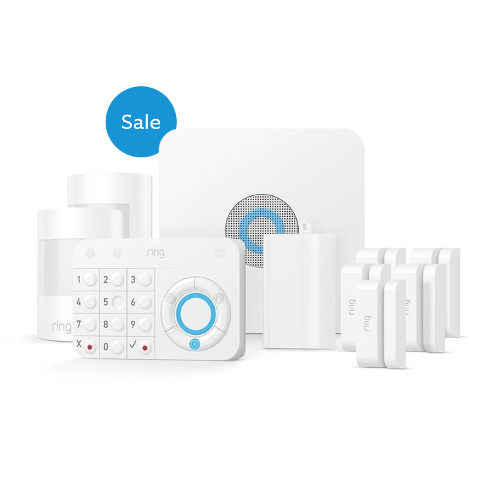 Alarm Security Kit 10 Piece For 2nd Generation In 2020 Home Security Systems Home Security Wireless Home Security Systems