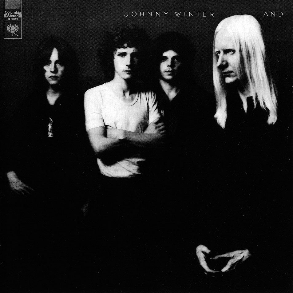 Johnny winter band with rick derringer musicians pinterest johnny winter band with rick derringer malvernweather Image collections