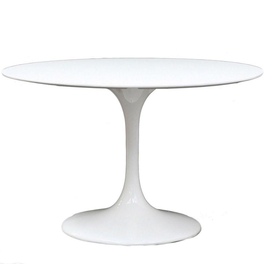 Eero Saarinen Style Tulip Fiberglass Dining Table 40 Fiberglass Dining Table Tulip Dining Table Dining Table