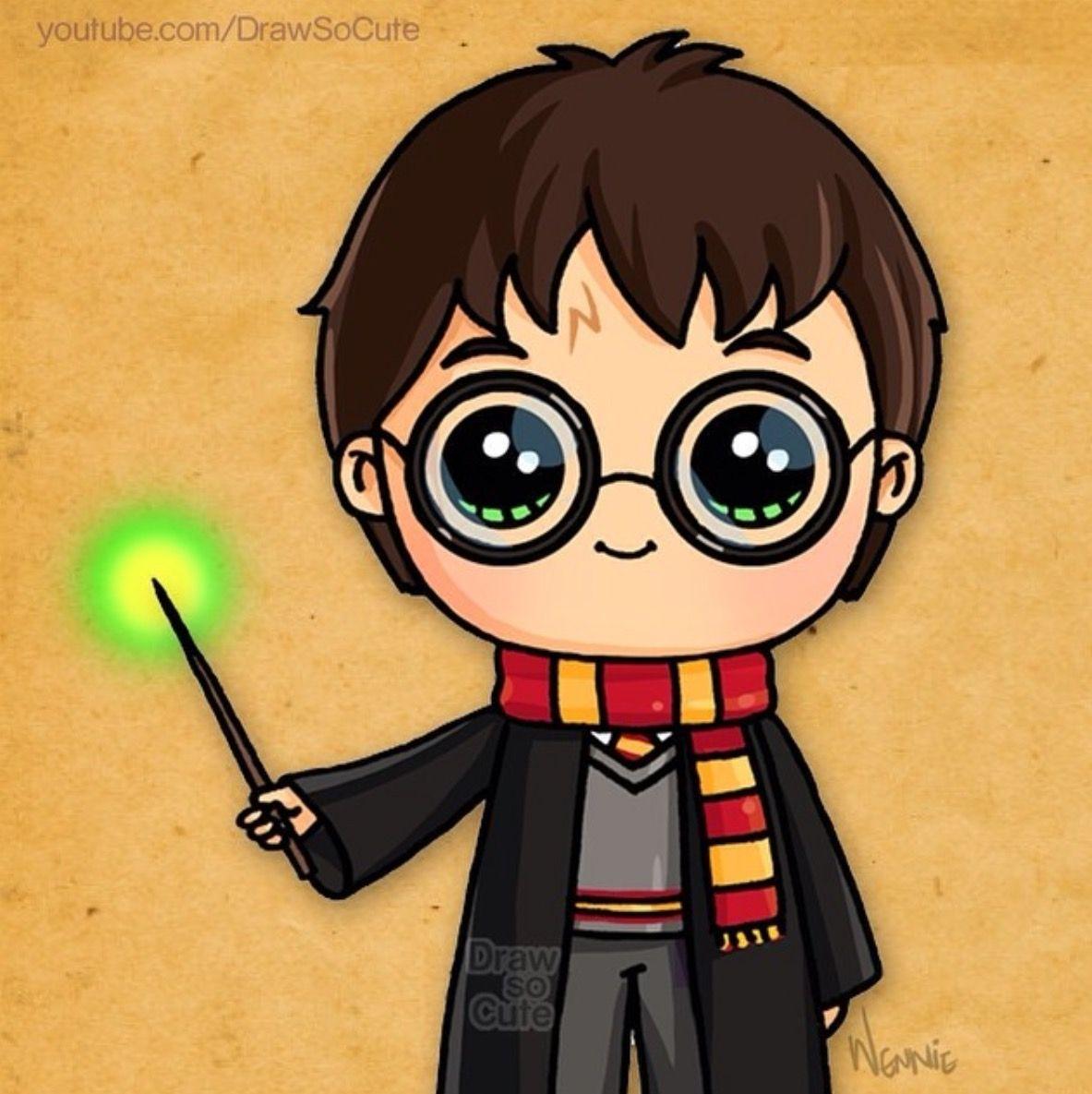 Pin De Tp5790 Em Harry Potter Desenhos Kawaii Kawaii Desenhos