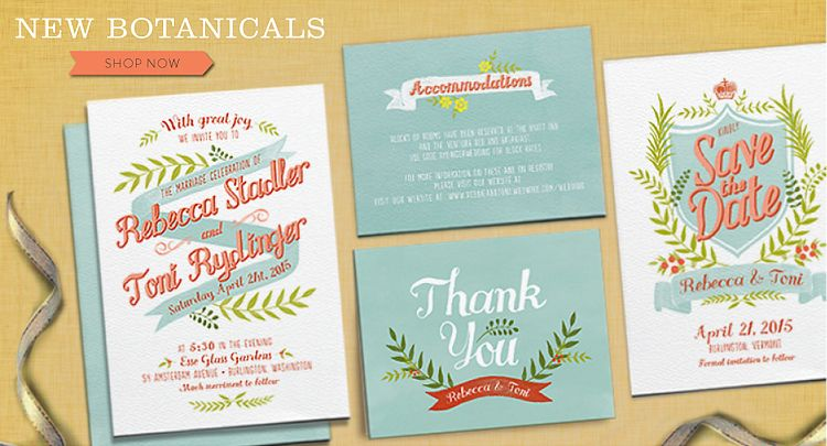 A Printable Press - Wedding. Printable wedding designs