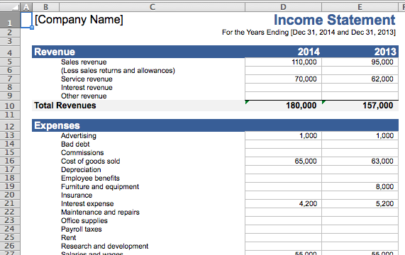 10 Helpful Spreadsheet Templates To Help Manage Your Finances ...