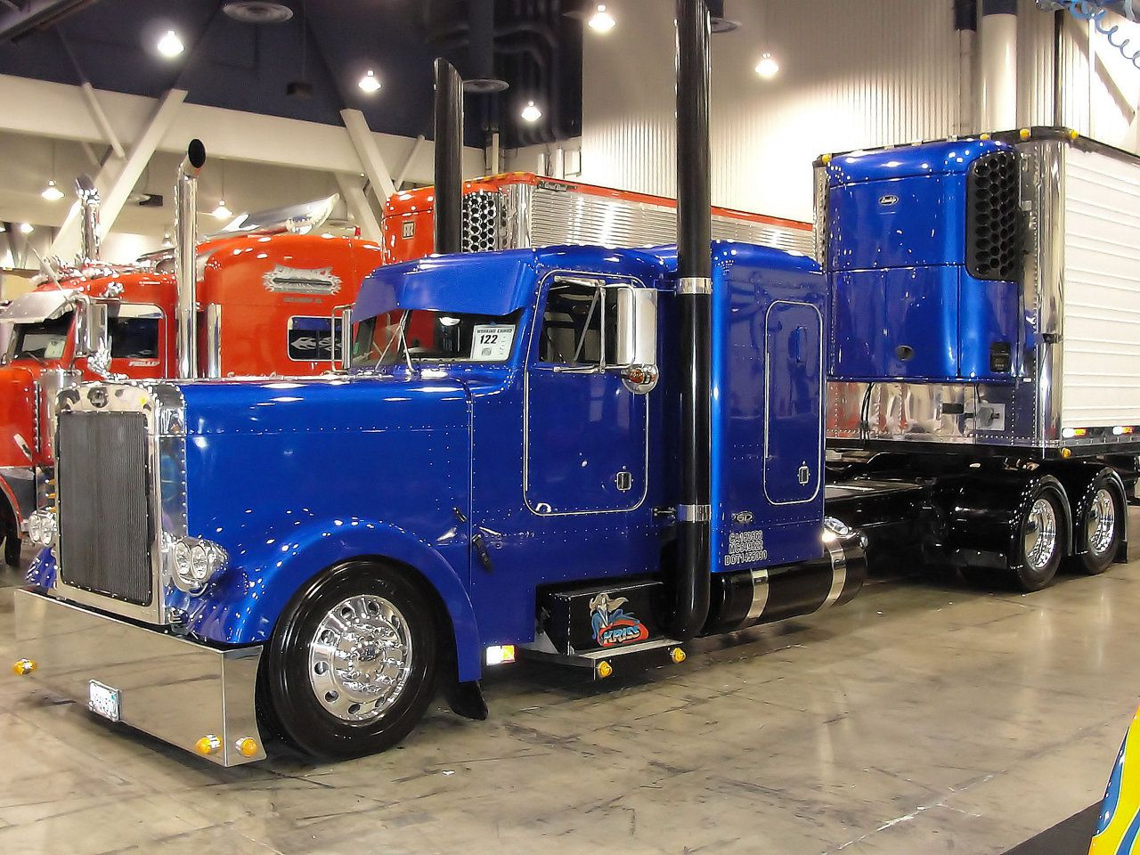 Custom semi truck drawings ourimgs com the hippest galleries