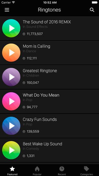 20 Best Ringtone Apps To Download Free Iphone Alert Tones