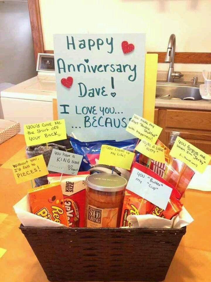 Anniversary gift | cute stuffs | Pinterest | Anniversary gifts ...