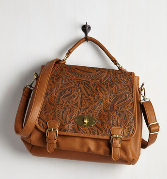 Be Your Own Emboss Bag from ModCloth