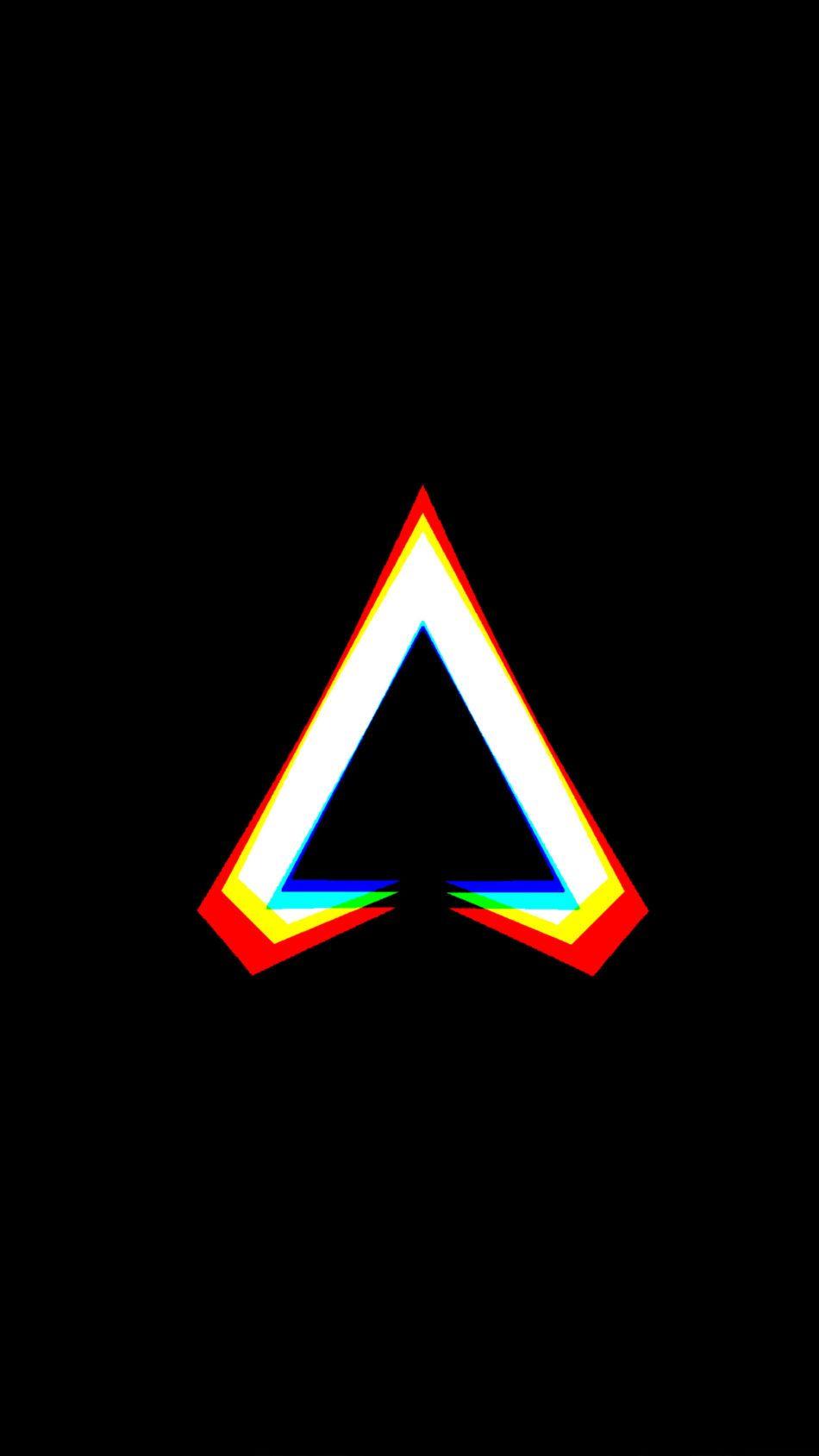 Apex Legends Logo Dark Background 4k Ultra Hd Mobile Wallpaper Dark Backgrounds Logo Wallpaper Hd Apex Logo