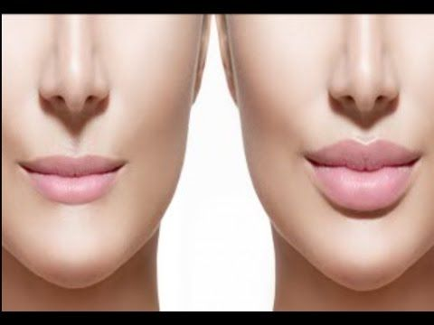 How to Make Your Lips Look Bigger With Makeup - Get Big Lips