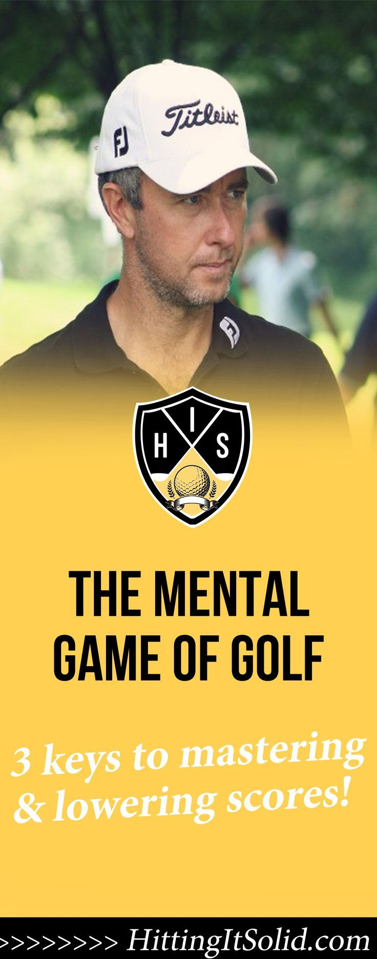 3 Keys to Mastering the Mental Game of Golf & Lowering