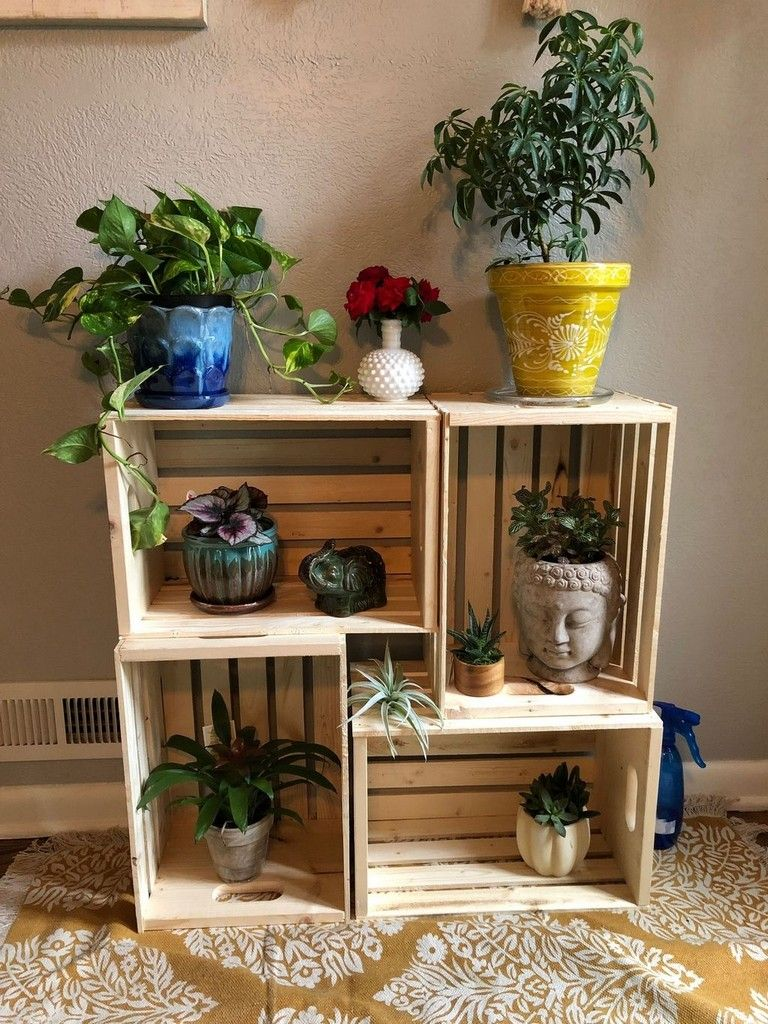 11 Diy Plant Stand Ideas