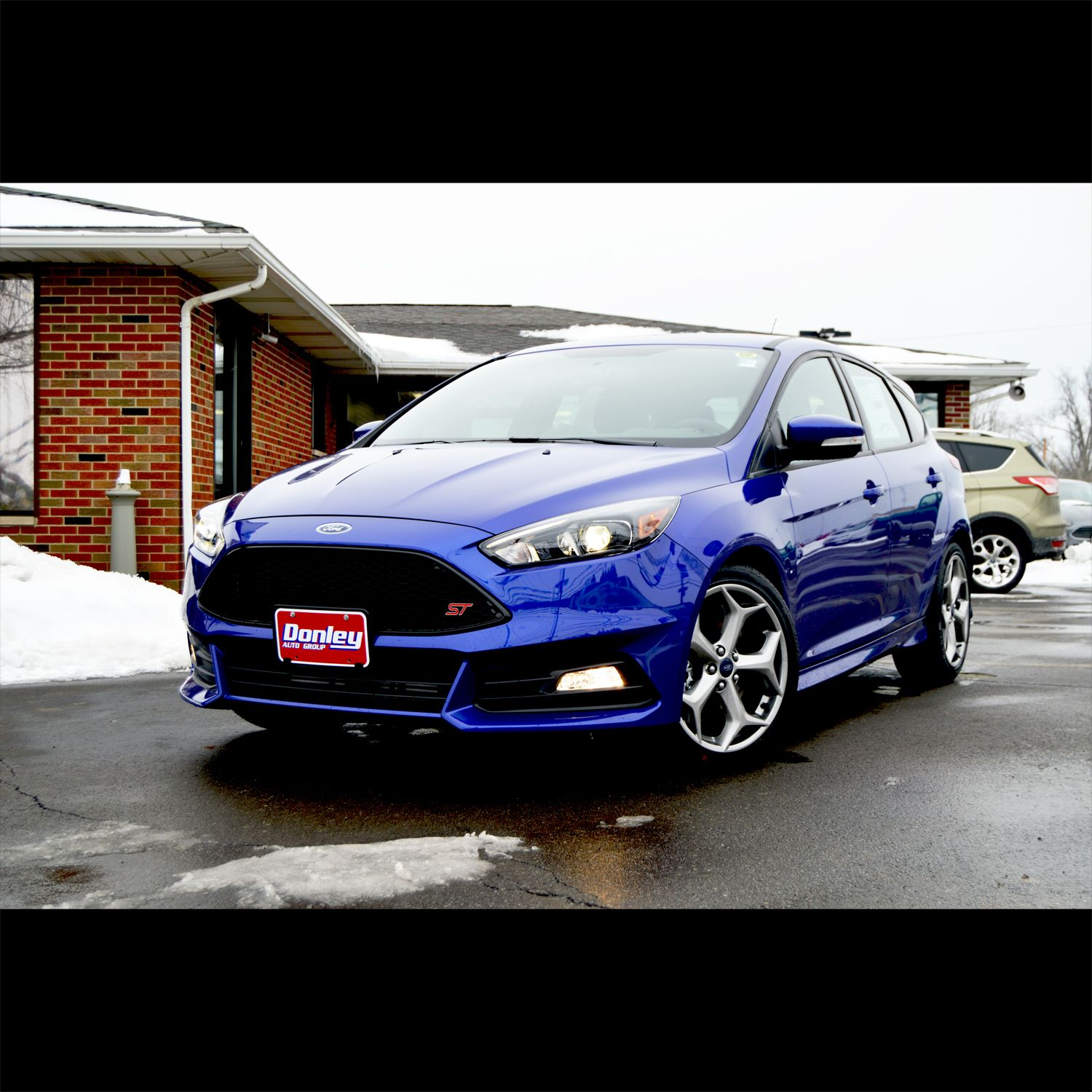 Our First 2015 Ford Focus St Powered By A Twin Scroll Turbo 2 0l Ecoboost Engine Gorgeous Ford Focus St Ford Focus Ford