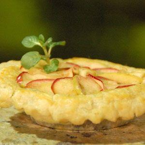 Pie de manzanas