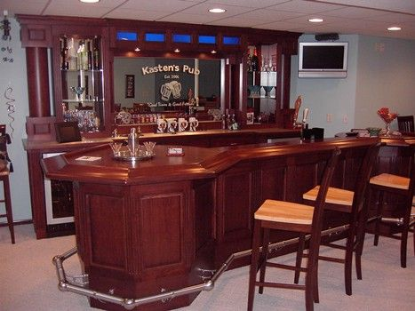 Image result for custom home bars for sale | house | Pinterest ...