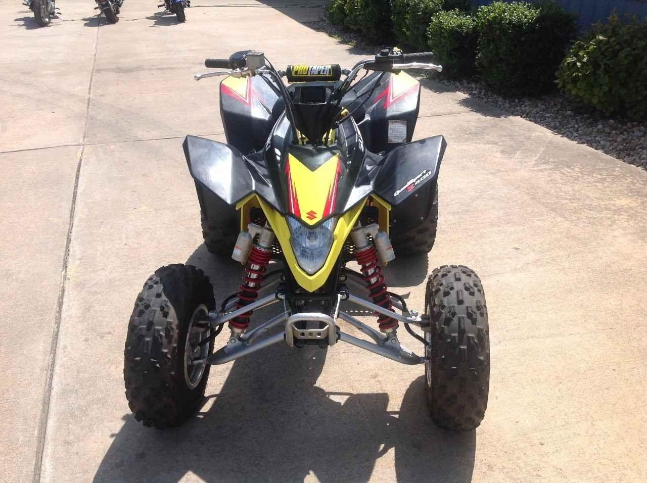 Used 2013 Suzuki LTZ400 QuadSport ATVs For Sale in