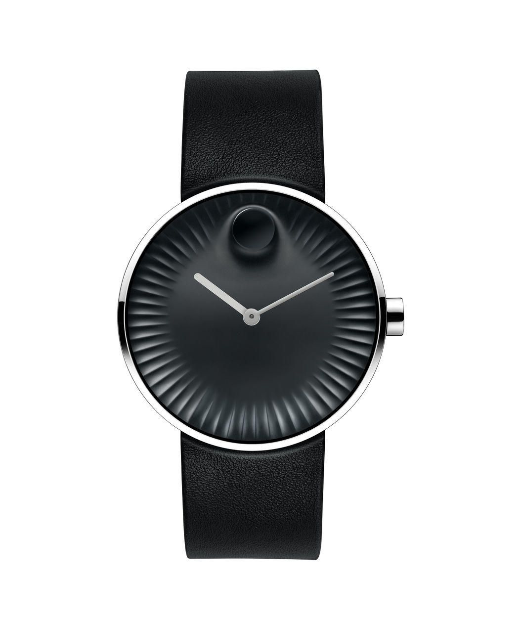 Yves Behar brings his design expertise to Movado's new Edge watch - Acquire