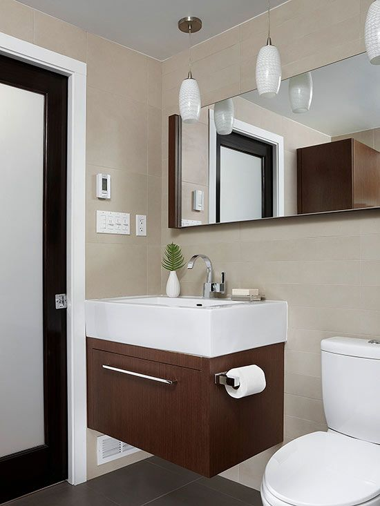 Modern Bathroom Vanities Decoracao Banheiro Pequeno Banheiros