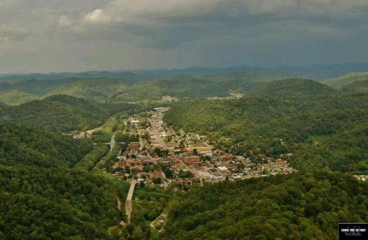 The View Of Prestonsburg Kentucky Photo By Allen Bolling Places