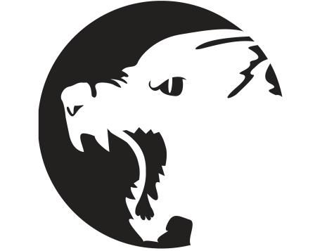 Werewolf Pumpkin Stencil Pumpkin Carving Stencils Pinterest