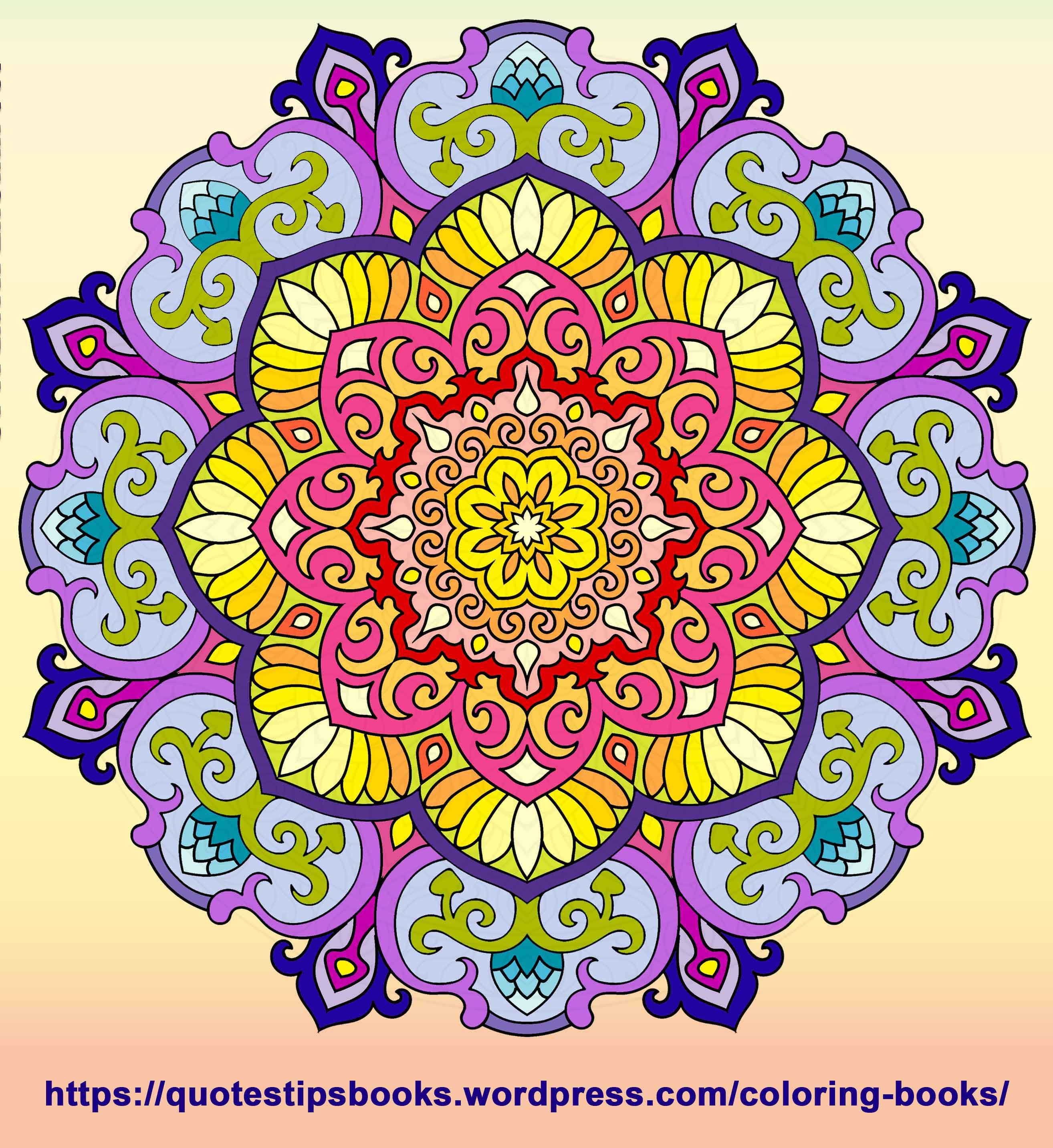 101 Unique Mandalas Mandala Coloring Books Mandala Design Art Mandala