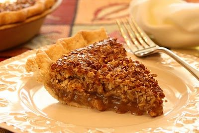 Saving room for dessert: No. 38 - Old-Fashioned Oatmeal Pie - Easy and delicious!