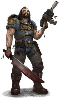 Wolf Scouts - Warhammer 40K Wiki - Space Marines, Chaos, planets, and more