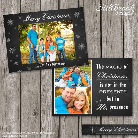 Christian Christmas Card Template Holiday Photo Card For Photographers Cc02 Christmas Card Template Christian Christmas Christmas Cards