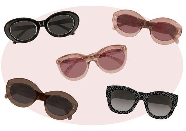 Maison Alaïa apresenta linha de óculos de sol