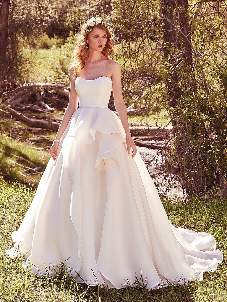 Maggie Sottero Wedding Dresses | Romantic, Gowns and Maggie sottero