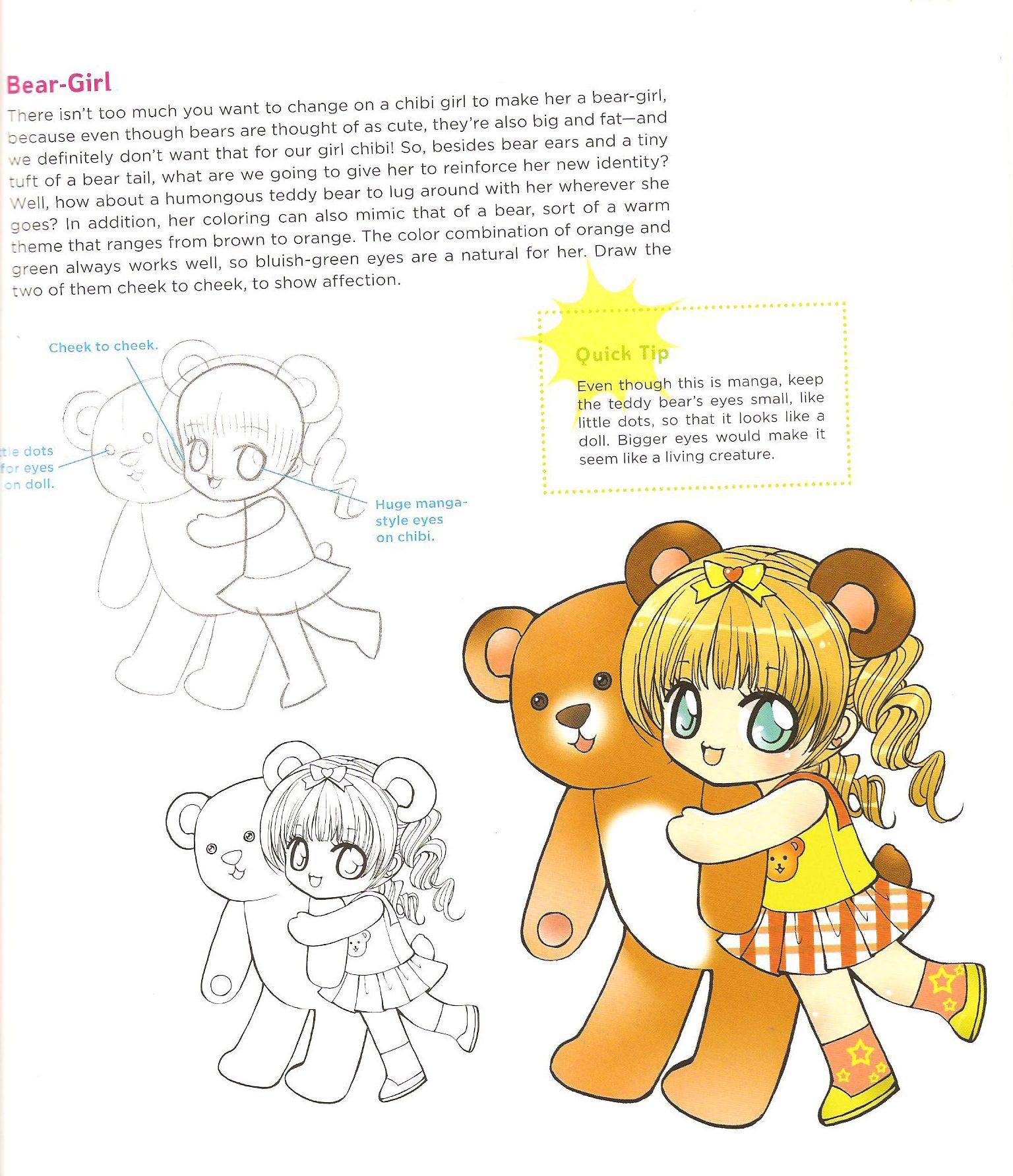 From Manga For Beginners Book Chibi By Christopher Hart Anime Drawing Books Chibi Drawings Kawaii Art