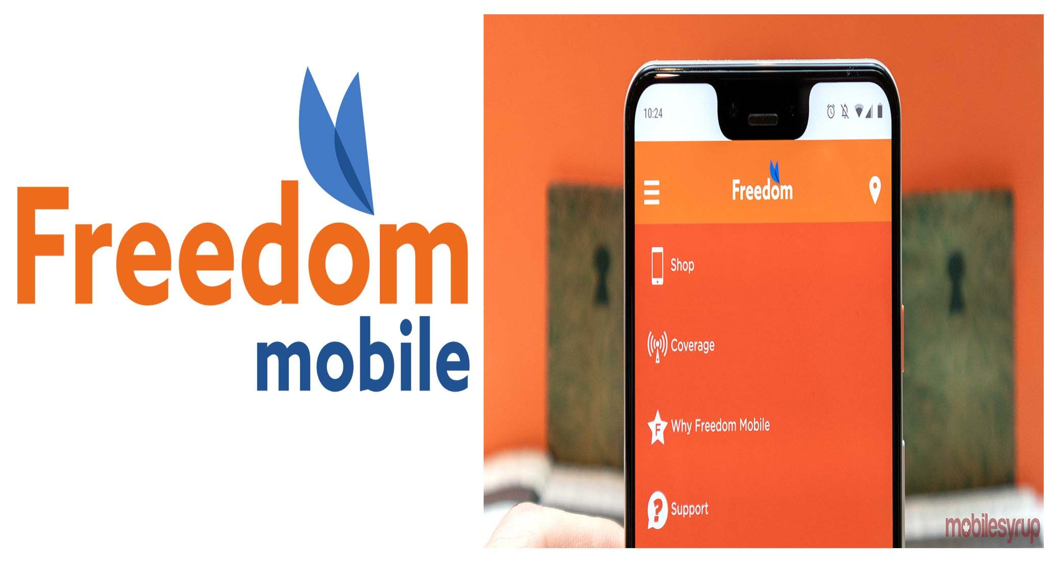 Freedom Mobile Freedom Mobile Cell Phone Plans in 2020