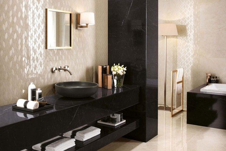 Wandfliesen fürs Bad \u2013 30 moderne Fliesen Designs und Trends aus Italien
