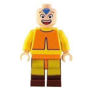 Lego Figure Air AvatarThe Last Bender lTJcKFu13