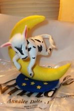 """Annalee 2013 Cow Jumped Over The Moon 7"""" (NWT) Free S"""