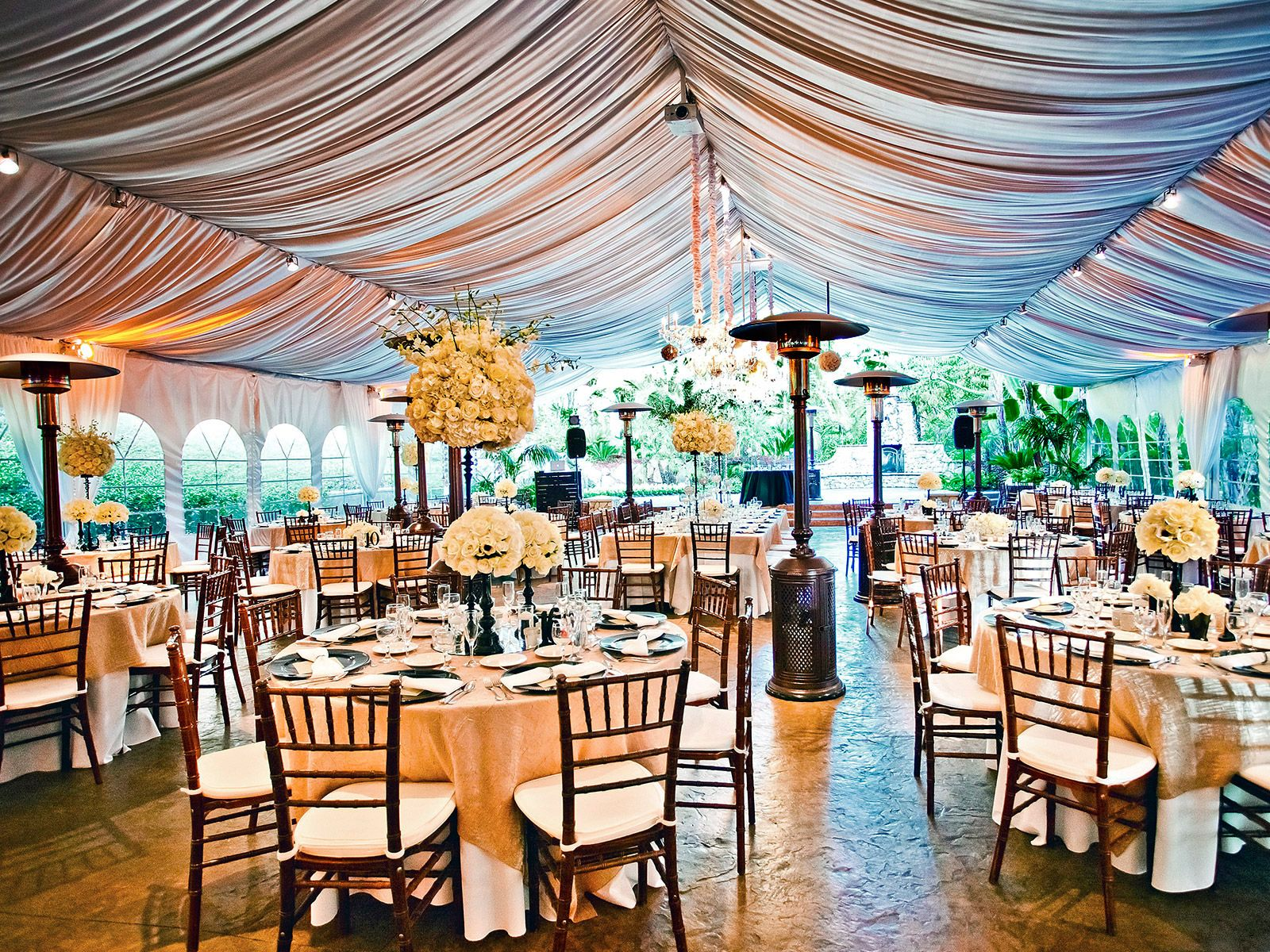Arbor Terrace San Diego Wedding Venue Grand Tradition
