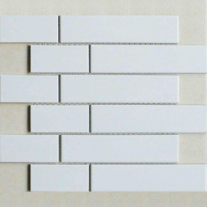 Ceramic tile sheets strip tiling mosaic supplies kitchen backsplash ...
