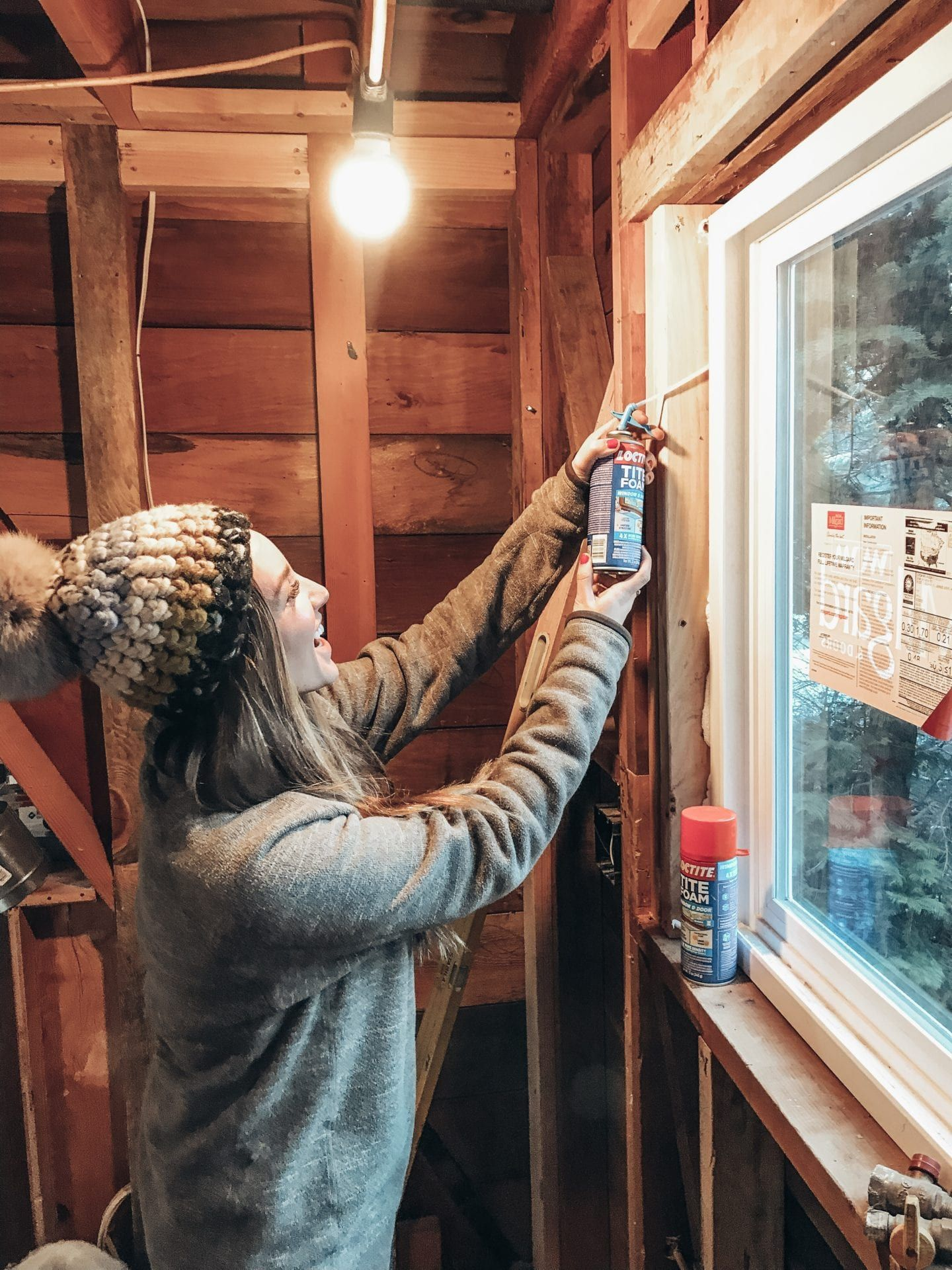 How To Winterize Windows Building a new home, Protecting