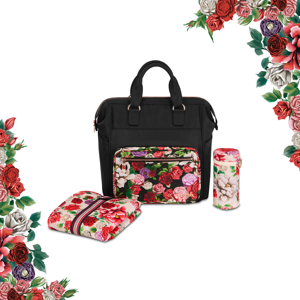 CYBEX Spring Blossom Collection The bag is a true fashion