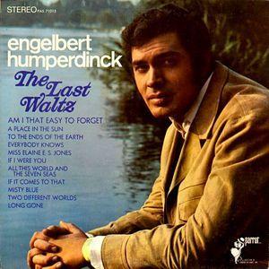 Engelbert Humperdinck The Last Waltz Vinyl Lp Album At